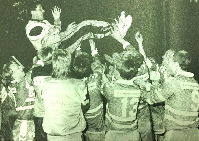 AFSKs seiersmarsj i 1993