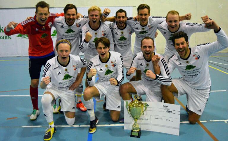 Årets Allstar-lag i AFSK Innecup 2017