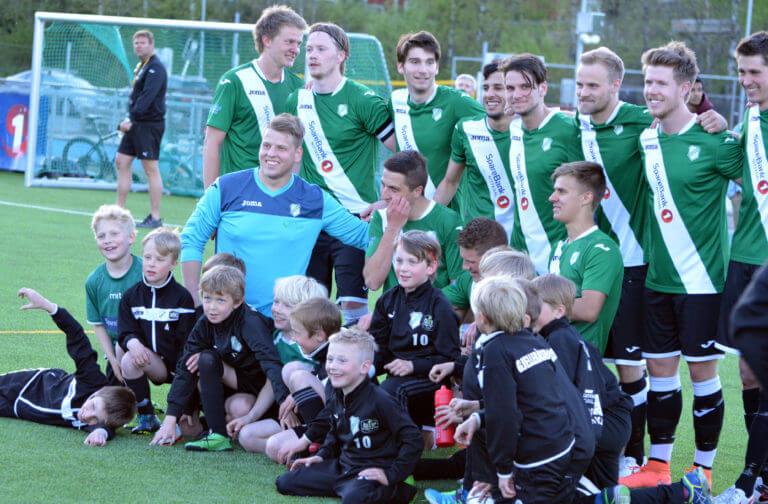 Gjelleråsen vant mot Lillestrøm 2