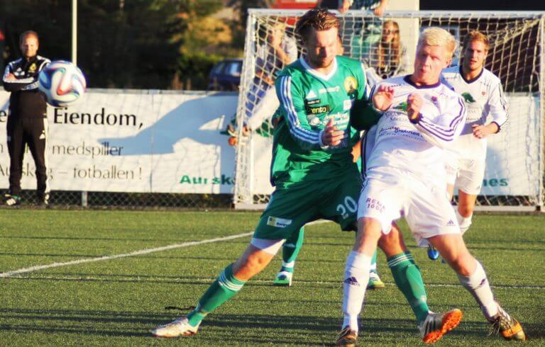 Andreassen blir spillende assisterende trener i AFSK