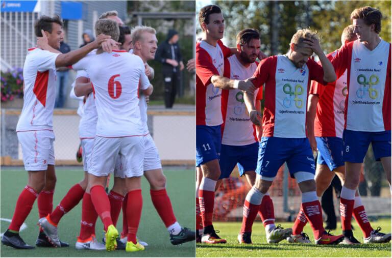 Favorittene i årets 4. divisjon smeller sammen i cupen