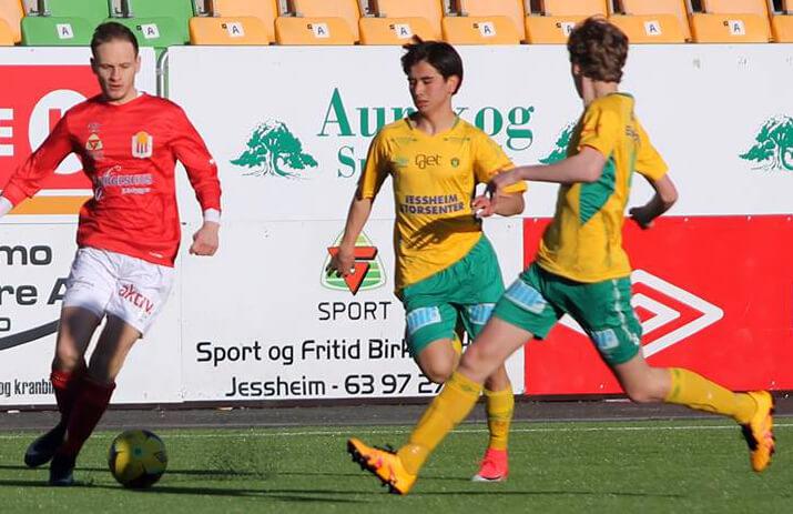 Foran den 12. serierunde i 4. divisjon – toppkamp med OBOS-spillere