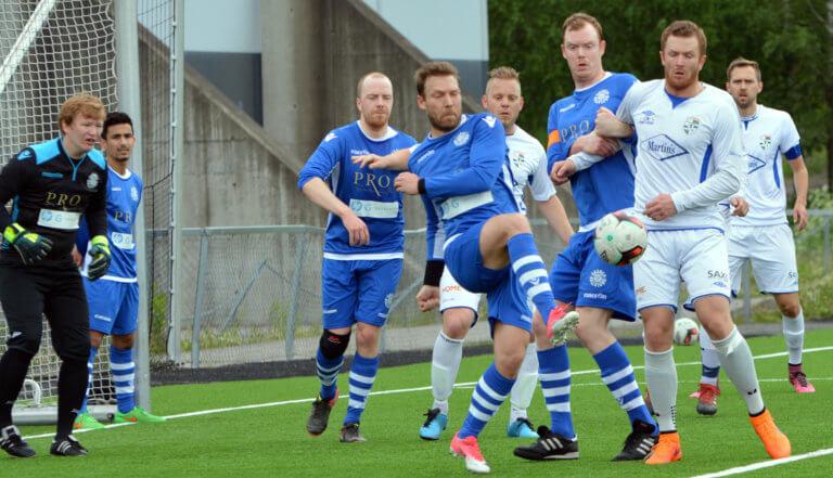 5. divisjon sparkes i gang – to kamper i 4. divisjon