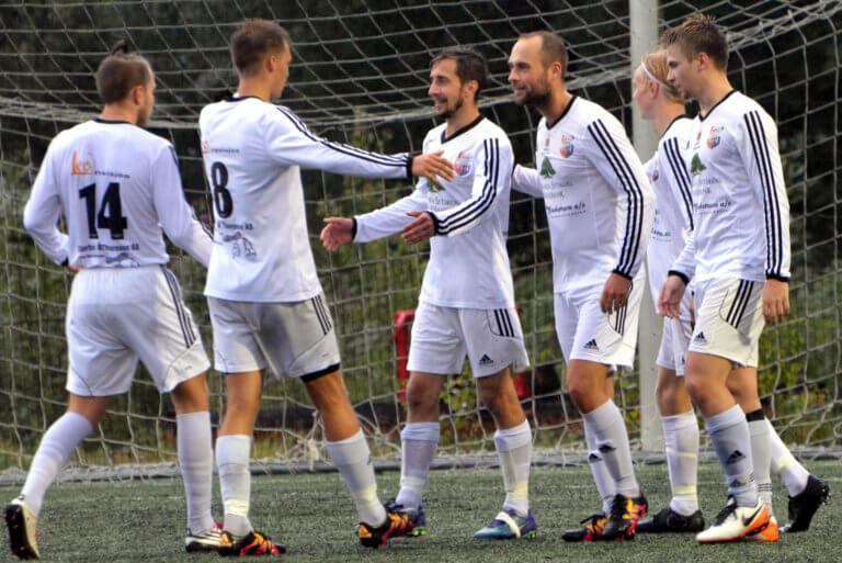 Direkte 4. divisjon: Aurskog-Høland – FUVO