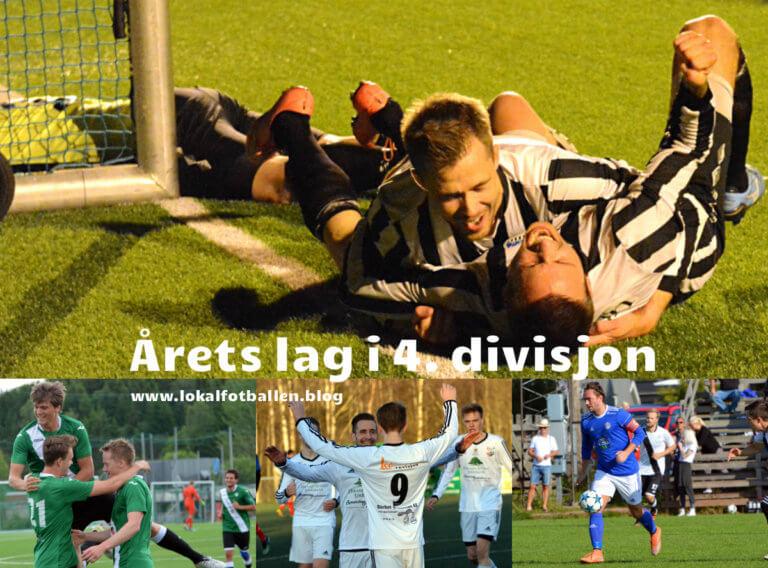 Årets lag i 4. divisjon på Romerike