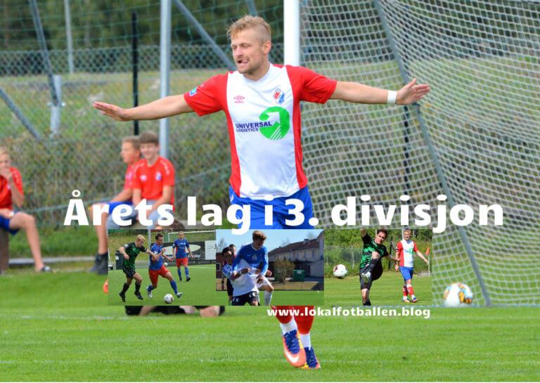 Årets lag i 3. divisjon på Romerike