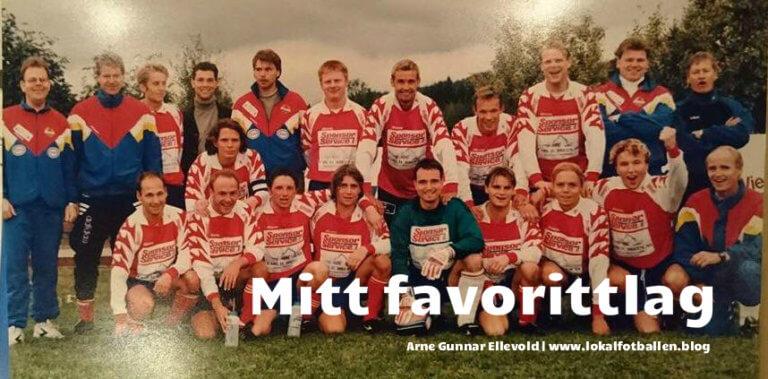 Mitt favorittlag: Arne Gunnar Ellevold