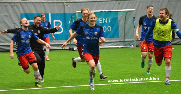 Direkte fra Inne-km | fredagens fotball i LSK-Hallen