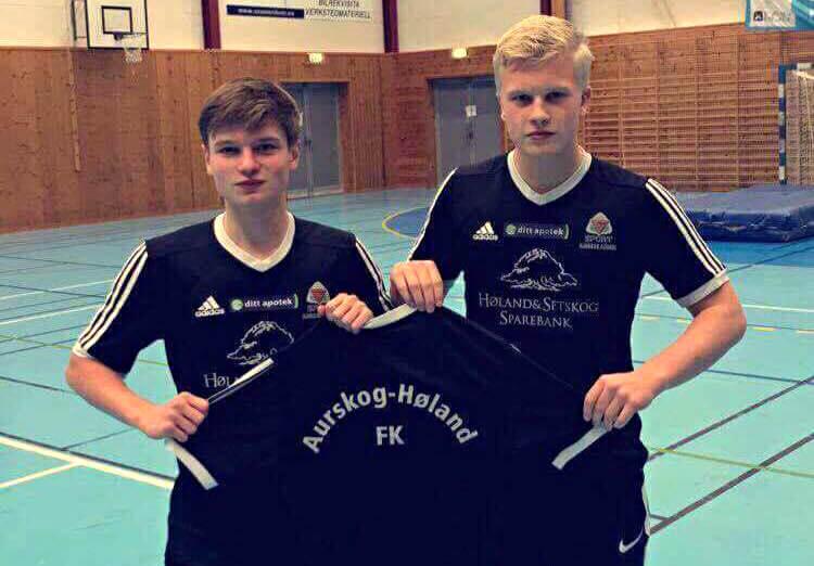 To lovende unggutter er tilbake i Aurskog-Høland