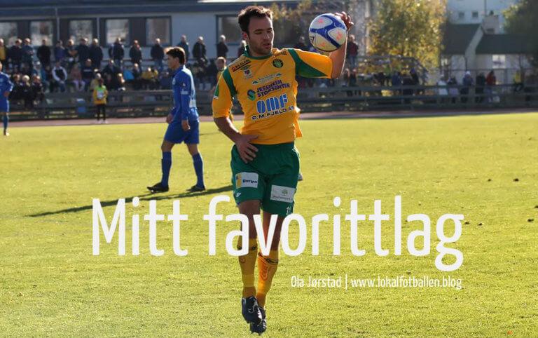 Mitt favorittlag: Ola «Mr Ull/Kisa» Jørstad med lag i gult og grønt