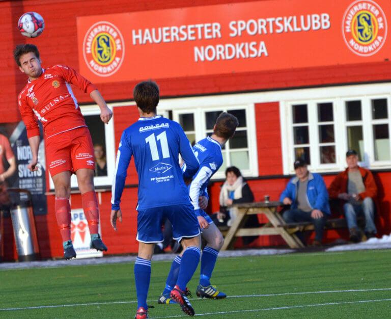 Direkte 5. divisjon: Hauerseter – Gjelleråsen 2