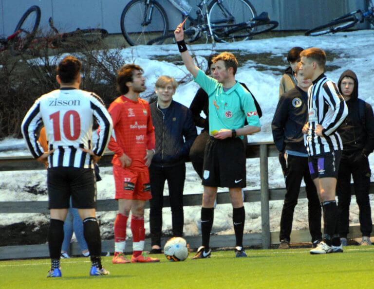 Foran den 7. serierunden i 4. divisjon