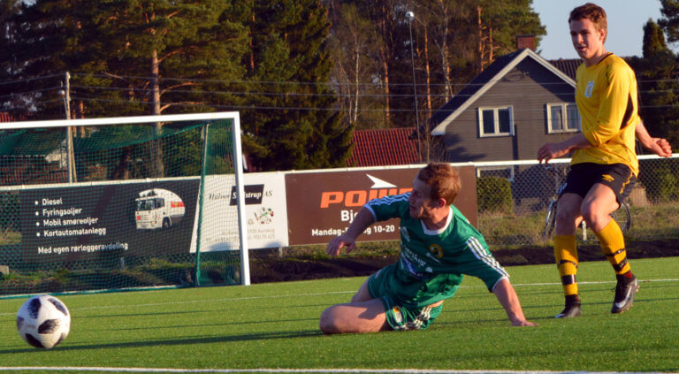 Foran den 5. serierunden i 5. divisjon