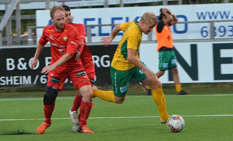 Herman Henriksen har gått fra midtbanespiller til storscorer