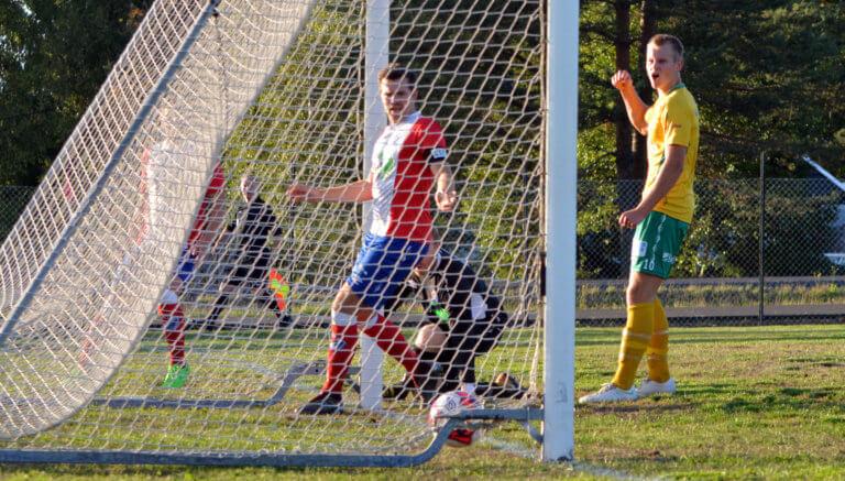 FUVO best i toppkampen – men Ull/Kisa 2 snytt for scoring