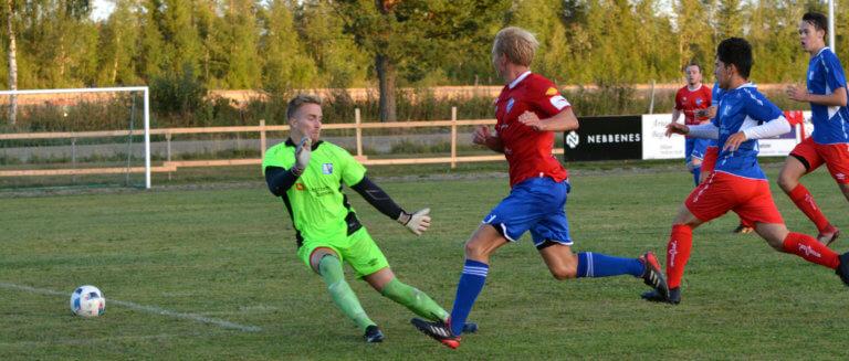 Foran 2. serierunde i 4. divisjon   Del 2