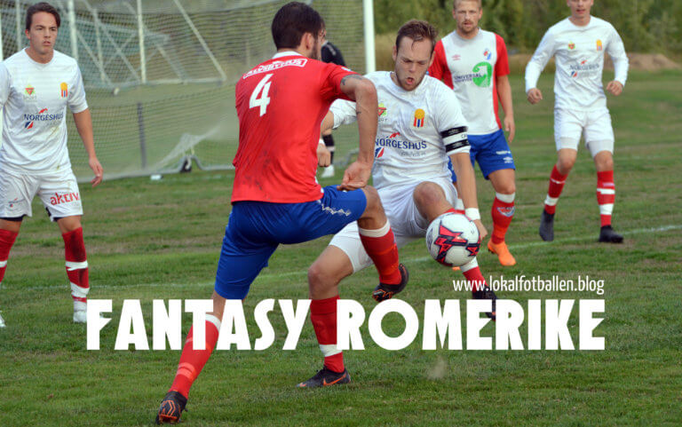 Vi er klare for Fantasy Romerike