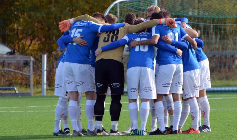 Direkte 3. divisjon: Eidsvold Turn – Træff