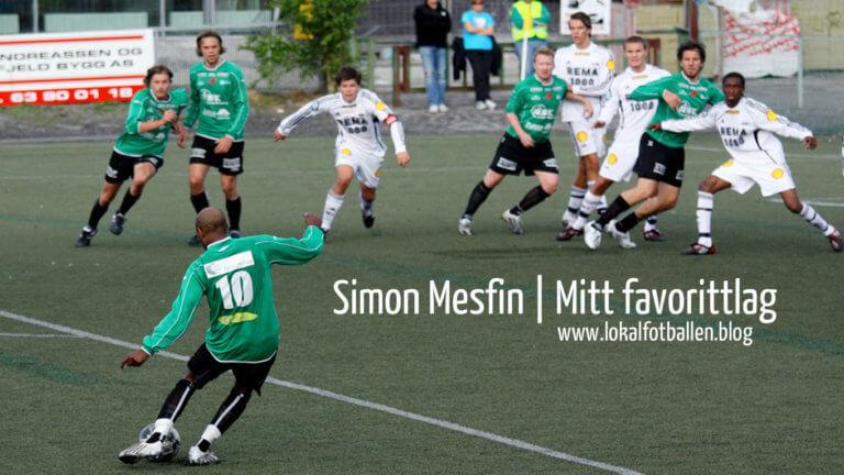 Mitt favorittlag: Simon Mesfin – Det var fantastisk miljø i Skjetten