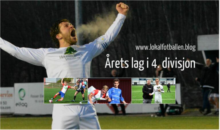 Årets lag 4. divisjon på Romerike