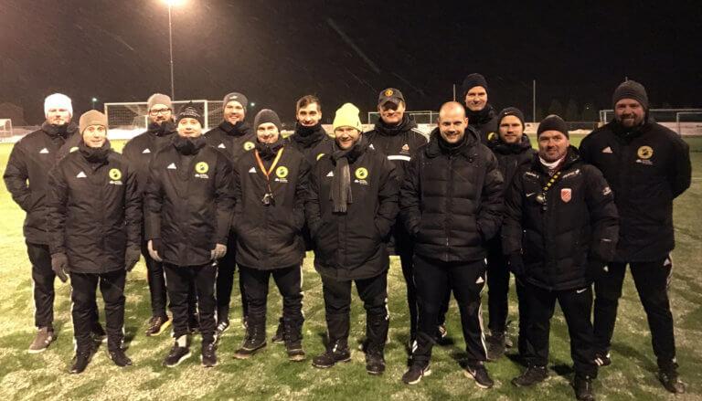 NFF Akershus satser på å utdanne 500 trenere