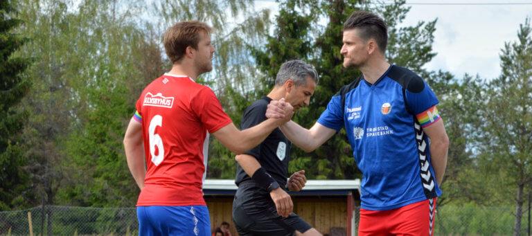 Foran den 17. serierunden i 4. divisjon