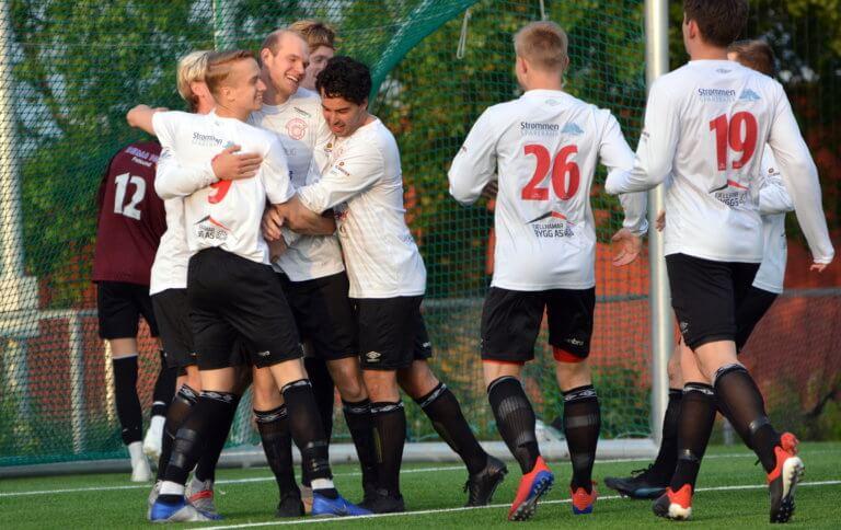 Direkte 4. divisjon: Fjellhamar – Raumnes & Årnes