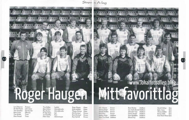 Mitt favorittlag: Roger Haugen – Jeg er så frekk og velger meg sjøl