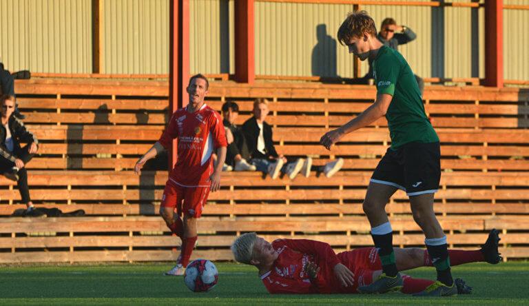 Foran den 21 serierunden i 5. divisjon