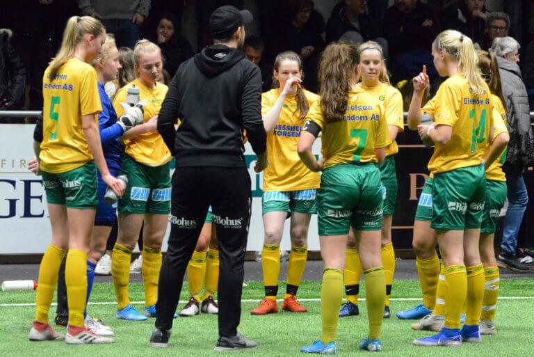 21 lag er påmeldt i 3. divisjon for kvinner