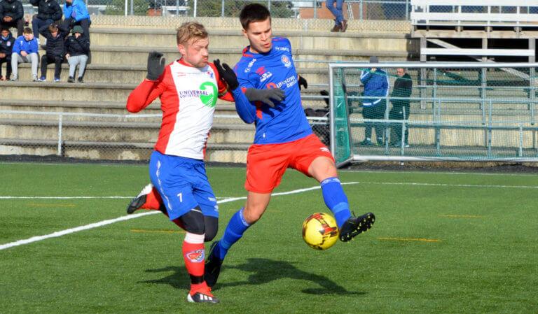 Et ungt Lørenskog reddet uavgjort mot FUVO