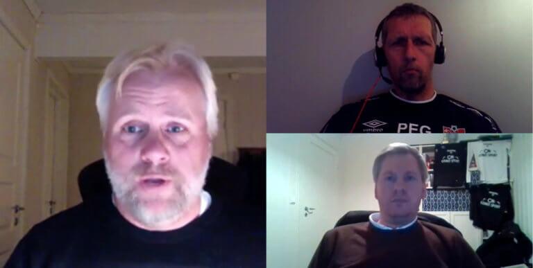Lokalfotballen sin podcast med gjester | Kai Holt og Per Einar Gjelsvik