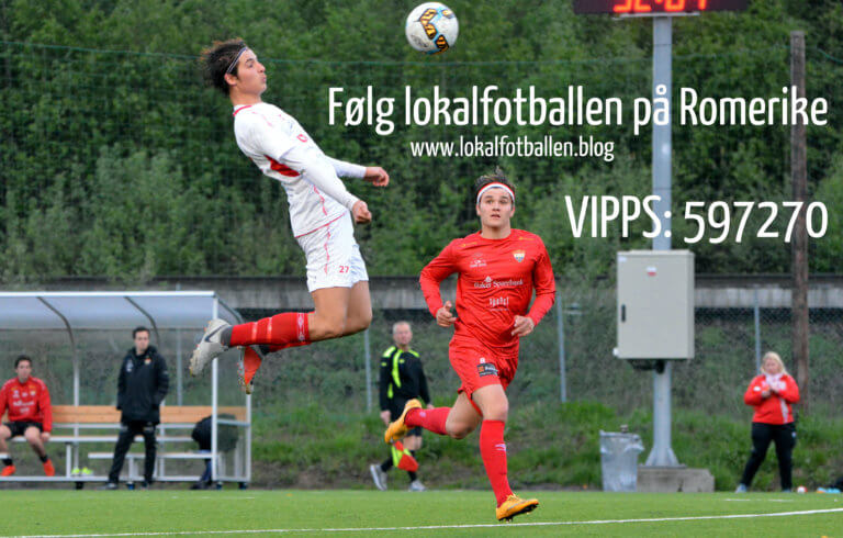 Støtt Lokalfotballen for å få lokale fotballnyheter