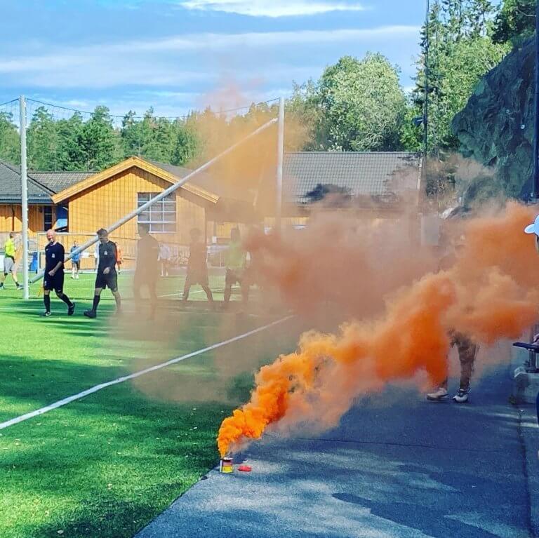 Bildeserie fra 5. divisjon: Løvenstad – Rælingen