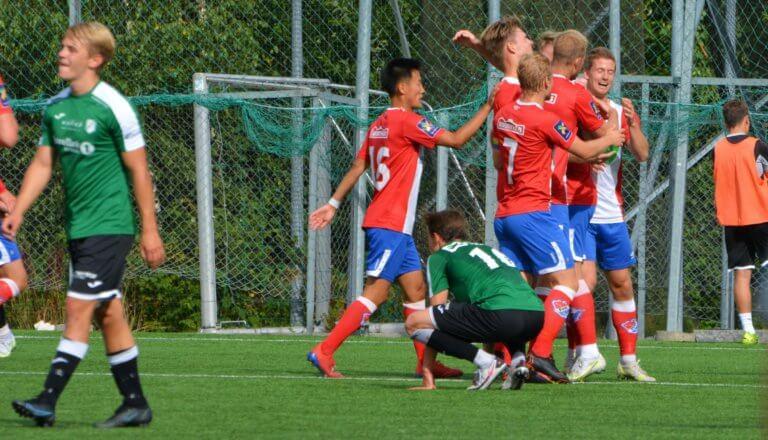 Direkte fra 3. divisjon: FUVO – Ull/Kisa 2