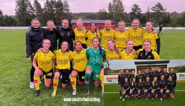 Direkte 3. divisjon kvalik: Lillestrøm – Fjellhamar